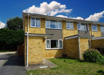 Thumbnail 3 bed end terrace house for sale in Newton Way, Farnham