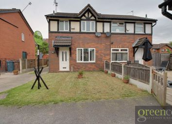 Thumbnail 3 bed semi-detached house to rent in Aegean Gardens, Salford