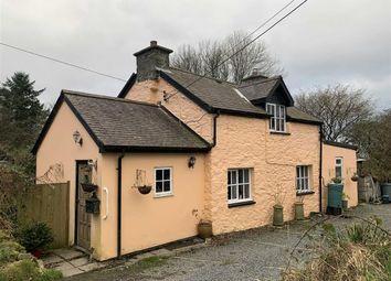 Thumbnail 2 bed cottage for sale in Cross Inn, Llanon, Ceredigion
