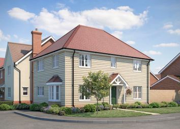 """Thumbnail 4 bed property for sale in """"Walberswick"""" at Wetherden Road, Elmswell, Bury St. Edmunds"""