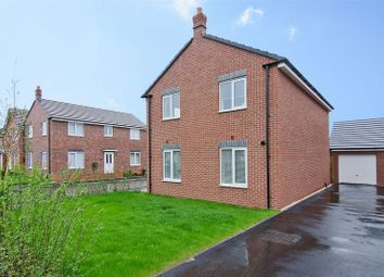 Thumbnail 4 bed detached house for sale in Brawn Croft, Burntwood