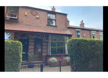 Thumbnail 3 bed terraced house for sale in Gatley Green, Gatley, Stockport