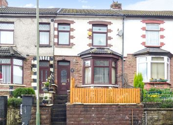 Thumbnail 3 bed terraced house for sale in Bailey Street, Deri, Bargoed, Caerphilly