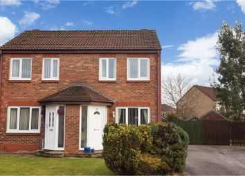 Thumbnail 2 bed semi-detached house for sale in Twiname Way, Dumfries