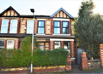 Thumbnail 3 bedroom semi-detached house for sale in Chandos Road, Prestwich