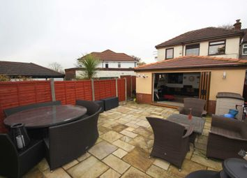 Thumbnail 4 bed semi-detached house for sale in Broadway, Farnworth, Bolton
