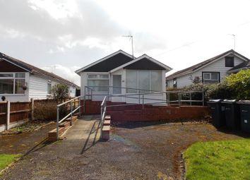 Thumbnail 1 bed detached bungalow for sale in Central Avenue, Longbridge, Northfield, Birmingham