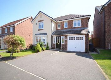 Thumbnail 4 bed detached house for sale in Runswick Drive, East Shore Village, Seaham