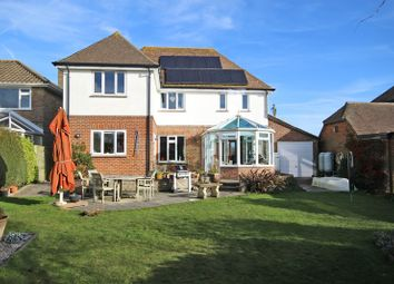 Thumbnail 4 bed detached house for sale in High Ridge Crescent, New Milton