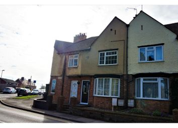 Thumbnail 2 bed terraced house for sale in Pershore Road, Evesham