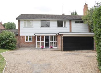 Thumbnail 4 bed detached house to rent in Church Street, Great Baddow, Chelmsford