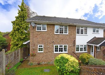 Thumbnail 3 bed semi-detached house for sale in Dovedale Close, Owlsmoor, Sandhurst