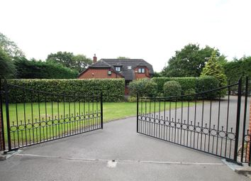 Thumbnail 3 bed detached house for sale in Woodyard Lane, Foston, Derby