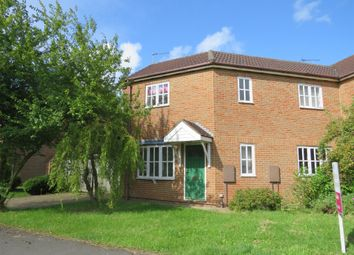 Thumbnail 2 bed semi-detached house for sale in The Paddocks, Gedney, Spalding