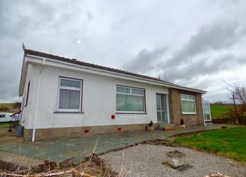 Thumbnail 3 bed detached bungalow for sale in Castleview, Townfoot, Sanquhar, Dumfries And Galloway