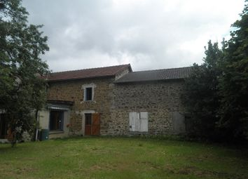 Thumbnail 3 bed farmhouse for sale in Champnétery, Limousin, 87400, France