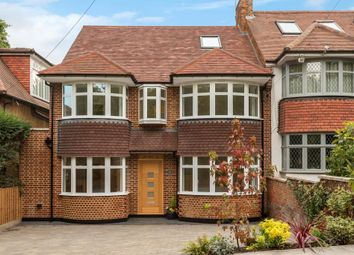 Thumbnail 4 bed semi-detached house for sale in Coppice Walk, Totteridge