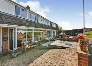 Thumbnail 4 bed semi-detached house for sale in Ponthaugh, Rowlands Gill