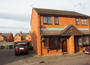Thumbnail 2 bed property for sale in Oliver Close, Newark
