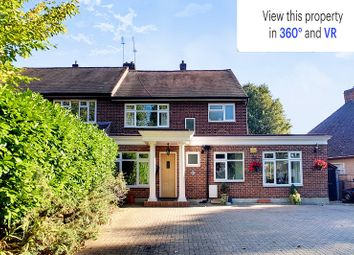 Thumbnail 5 bed semi-detached house for sale in Falmouth Avenue, Chingford, London.