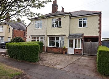 Thumbnail 3 bed semi-detached house for sale in The Rise, Rothley