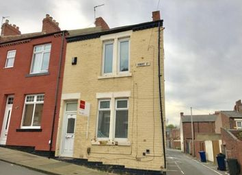 Thumbnail 2 bed end terrace house for sale in Robert Street, South Shields, Tyne And Wear
