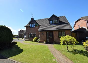 Thumbnail 4 bed detached house for sale in Mourne Close, Ledsham Park