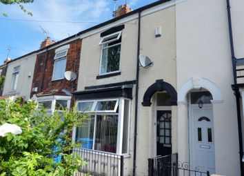 Thumbnail 3 bed terraced house to rent in Severn Street, Hull, East Riding Of Yorkshire