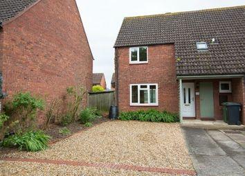 Thumbnail 3 bed end terrace house to rent in Kirkland Close, Hampton Dene, Hereford