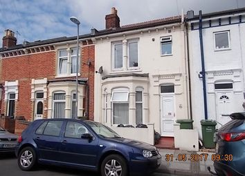 Thumbnail 3 bedroom terraced house to rent in Folkestone Road, Portsmouth