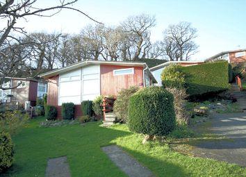 Thumbnail 2 bed mobile/park home for sale in Erw Porthor, Tywyn Gwynedd