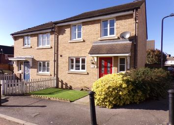 Thumbnail 3 bed end terrace house to rent in Hawkins Drive, Chafford Hundred, Grays