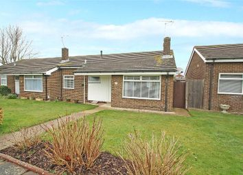 Thumbnail 2 bed semi-detached bungalow for sale in The Pallant, Goring By Sea, Worthing