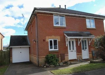 Thumbnail 2 bed semi-detached house to rent in Elder Drive, Ashby Fields, Daventry