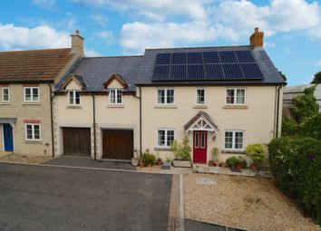 Thumbnail 3 bed end terrace house for sale in Homefield Court, Marston Magna