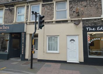 Thumbnail 1 bed flat for sale in Alfred Street, Weston-Super-Mare