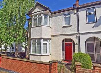 Thumbnail 5 bed semi-detached house for sale in Langdon Road, Bromley, Kent