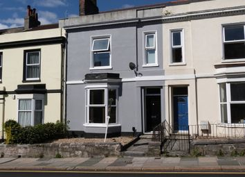 Thumbnail 6 bedroom terraced house for sale in Alexandra Place, Mutley, Plymouth