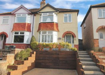 Thumbnail 3 bed semi-detached house for sale in Ashurst Road, Tadworth