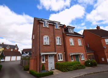 Thumbnail 4 bed semi-detached house for sale in Acres Way, Aylesbury