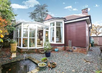 Thumbnail 2 bed bungalow for sale in Flat 2, Fulshaw Park South, Wilmslow, Cheshire