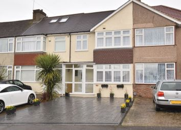 Thumbnail 3 bedroom terraced house for sale in Heathview Avenue, Crayford, Dartford, Kent