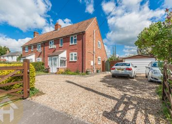 Thumbnail 3 bed semi-detached house for sale in Chippenham Road, Lyneham, Chippenham