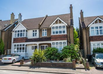 Thumbnail 5 bed semi-detached house for sale in Essenden Road, Sanderstead, South Croydon