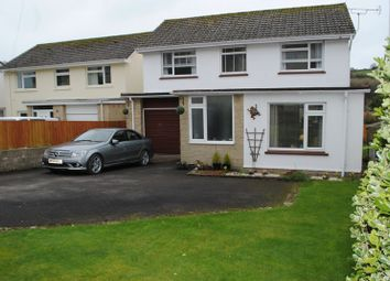 Thumbnail 4 bedroom detached house for sale in Winsham Road, Knowle, Braunton