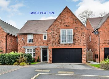 4 bed detached house for sale in Tanyard Close, Wilmslow SK9