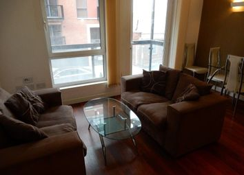 Thumbnail 1 bed flat to rent in Q4 Apartments, Upper Allen Street