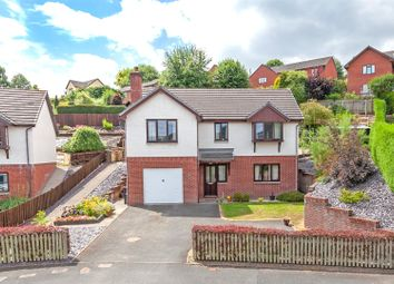 Thumbnail 3 bed detached house for sale in Seven Acres, Knighton