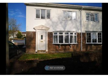 Thumbnail 3 bed semi-detached house to rent in Pantydwr, Three Crosses, Swansea