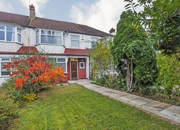 Thumbnail 3 bed terraced house for sale in Bushey Road, London